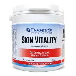 Skin Vitality, Piel, Ómega, Vitaminas