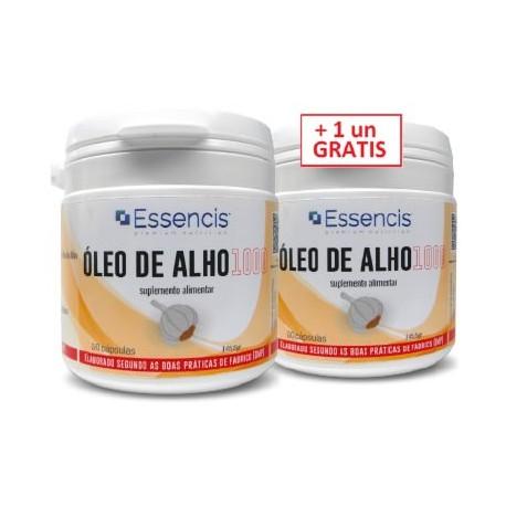 Óleo de Alho 1000 - 60 cápsulas