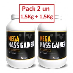 Mega Mass Gainer Pack