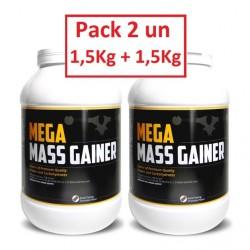 Mega Mass Gainer Pack