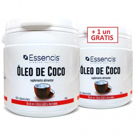 Óleo de Coco Cápsulas