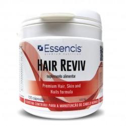 Hair Reviv 120 cápsulas - Cabelo, Pele e Unhas