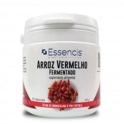 Arroz Vermelho Fermentado - Colesterol
