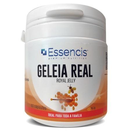Geleia Real Cápsulas