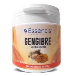Gengibre - Zingiber officinale