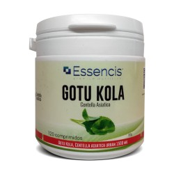 Centella Asiatica - Gotu Kola (120 tabletas)