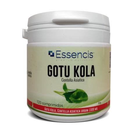 Centella Asiatica - Gotu Kola (100 cápsulas)
