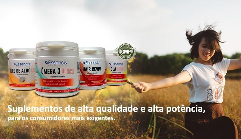 Suplementos Alimentares Essencis - Loja online