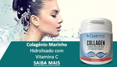 Collagen - Colagénio Marinho Hidrolisado