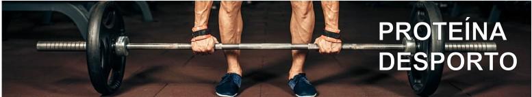 Proteína e Nutrição Desportiva